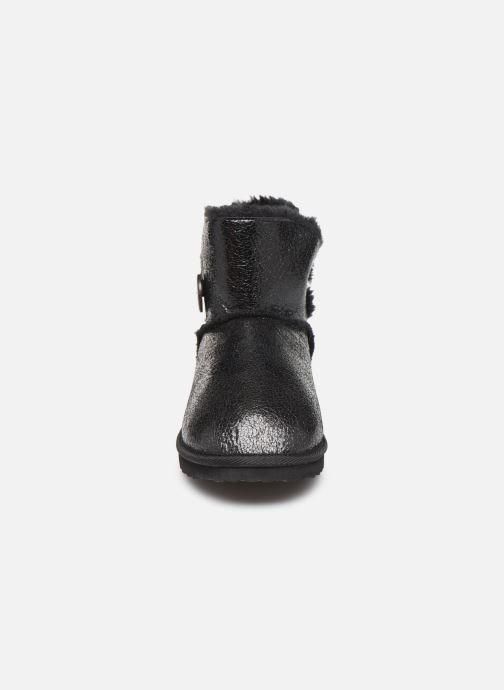 Bottines et boots Initiale Paris Ridy Noir vue portées chaussures