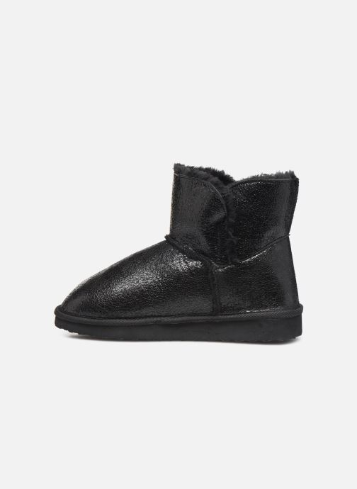 Bottines et boots Initiale Paris Ridy Noir vue face