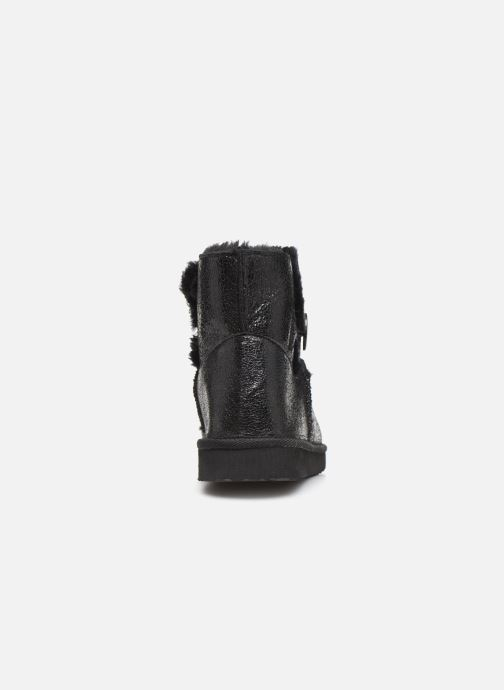 Bottines et boots Initiale Paris Ridy Noir vue droite