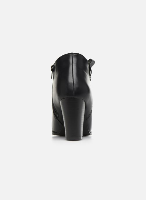 Ankle boots Initiale Paris Samyr Black view from the right