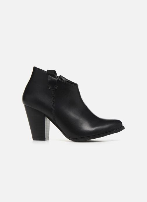 Bottines et boots Initiale Paris Samyr Noir vue derrière