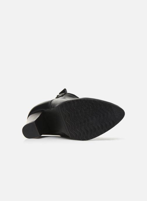 Ankle boots Initiale Paris Samyr Black view from above