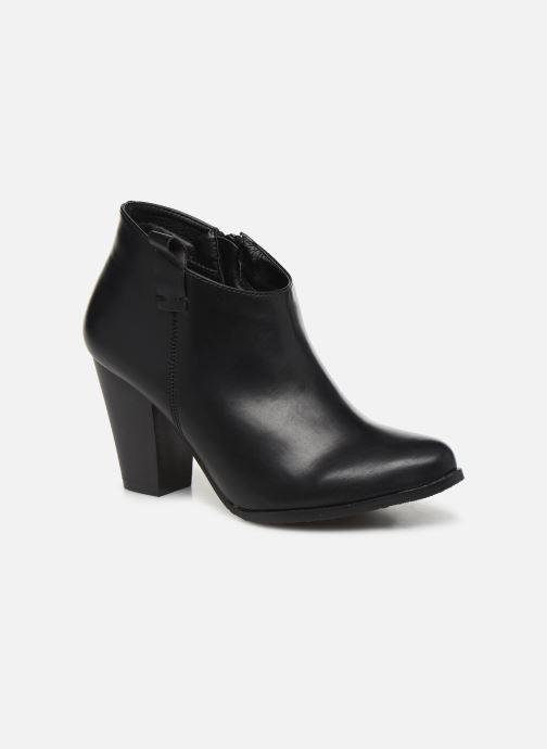 Ankle boots Initiale Paris Samyr Black detailed view/ Pair view