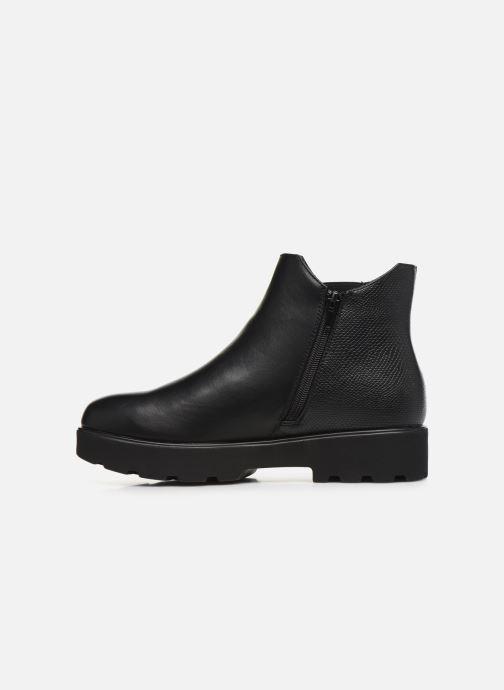 Bottines et boots Initiale Paris Sen Noir vue face