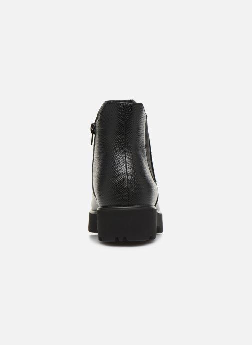 Bottines et boots Initiale Paris Sen Noir vue droite