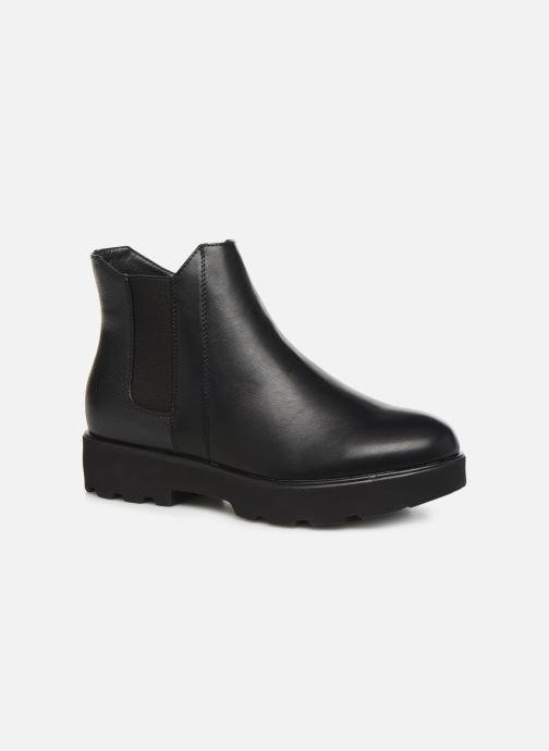 Bottines et boots Initiale Paris Sen Noir vue détail/paire
