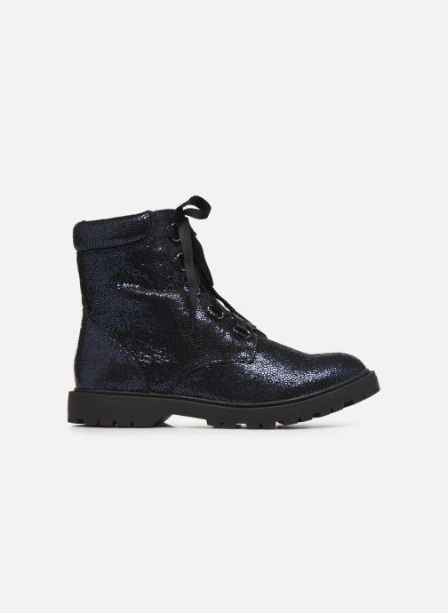 Bottines et boots Initiale Paris Siam Bleu vue derrière