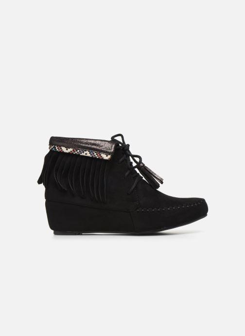 Bottines et boots Initiale Paris Silene Noir vue derrière