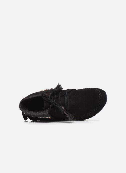 Bottines et boots Initiale Paris Silene Noir vue gauche