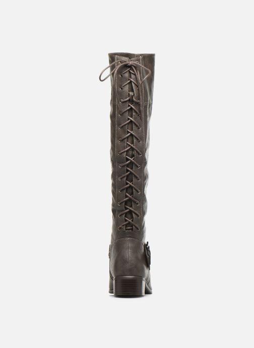 Støvler & gummistøvler Initiale Paris Similar Brun Se fra højre