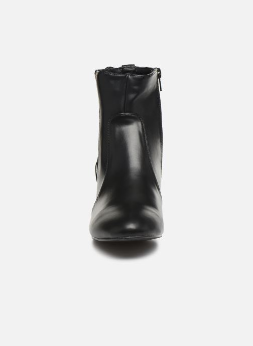 Ankle boots Initiale Paris Spell Black model view