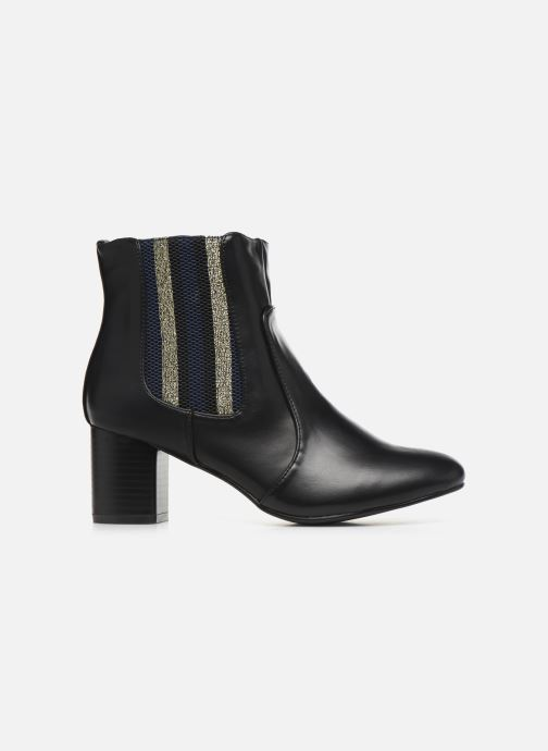 Ankle boots Initiale Paris Spell Black back view