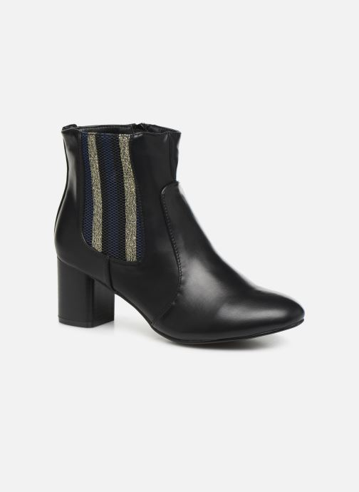 Ankle boots Initiale Paris Spell Black detailed view/ Pair view