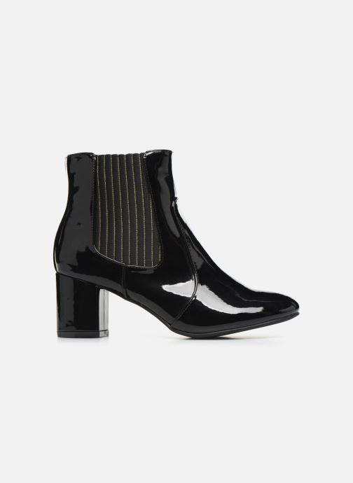 Boots en enkellaarsjes Initiale Paris Spell Zwart achterkant
