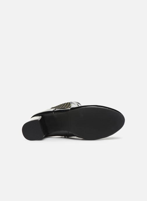 Boots en enkellaarsjes Initiale Paris Spell Zwart boven