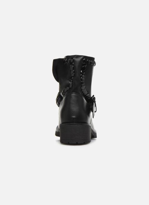 Bottines et boots Initiale Paris Tenice Noir vue droite