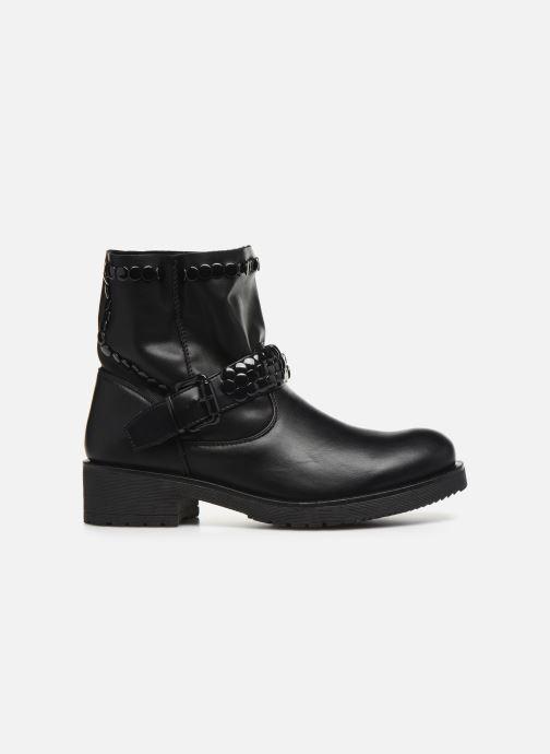 Bottines et boots Initiale Paris Tenice Noir vue derrière