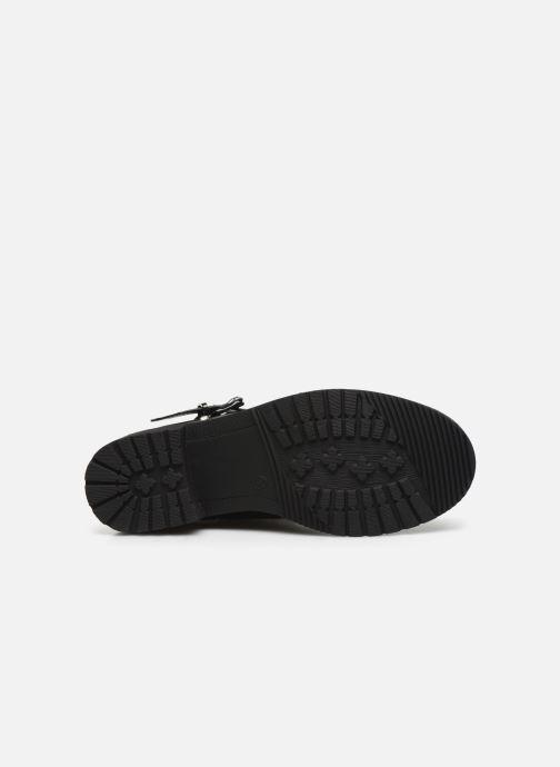 Stiefeletten & Boots Initiale Paris Tenice schwarz ansicht von oben