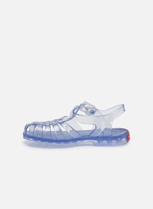Sandalen Tinycottons Jelly Sandals farblos ansicht von vorne