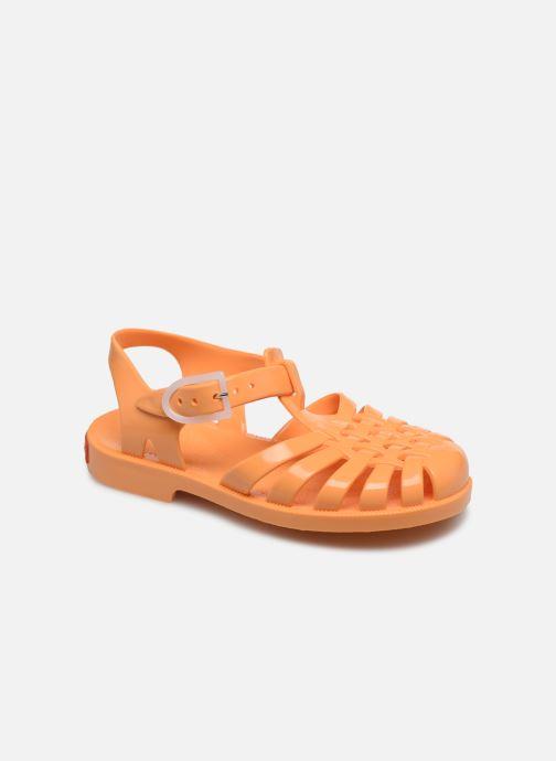 Sandalias Tinycottons Jelly Sandals Naranja vista de detalle / par