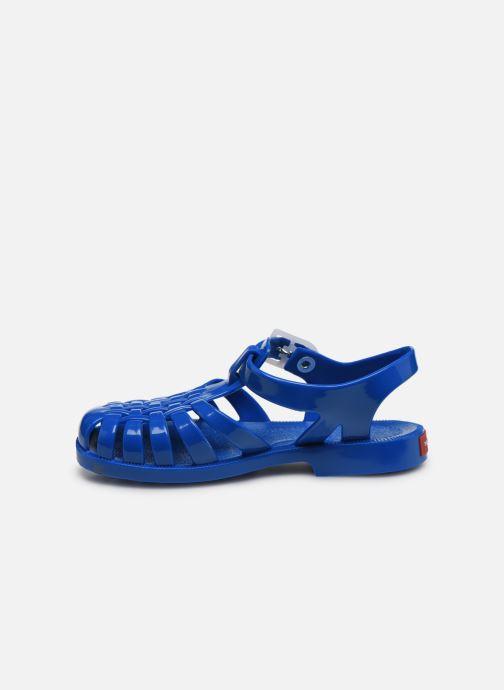 Sandali e scarpe aperte Tinycottons Jelly Sandals Azzurro immagine frontale