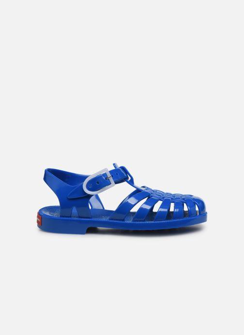 Sandalen Tinycottons Jelly Sandals blau ansicht von hinten