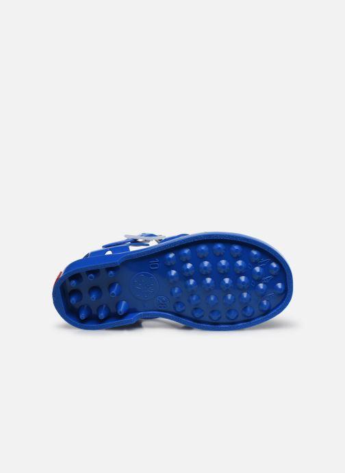 Sandalen Tinycottons Jelly Sandals blau ansicht von oben