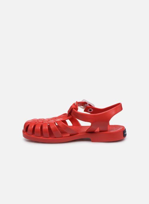 Sandales et nu-pieds Tinycottons Jelly Sandals Rouge vue face