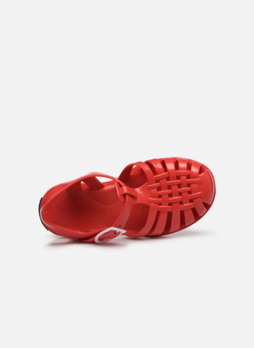Sandales et nu-pieds Tinycottons Jelly Sandals Rouge vue gauche