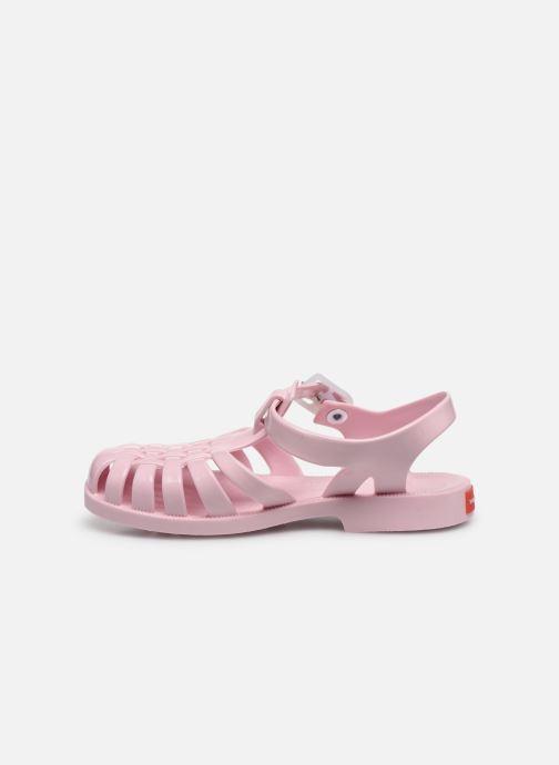 Sandali e scarpe aperte Tinycottons Jelly Sandals Rosa immagine frontale