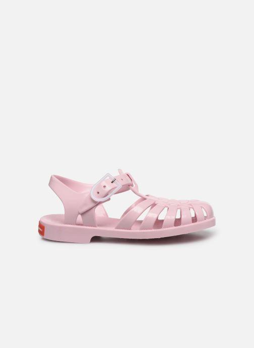 Sandales et nu-pieds Tinycottons Jelly Sandals Rose vue derrière