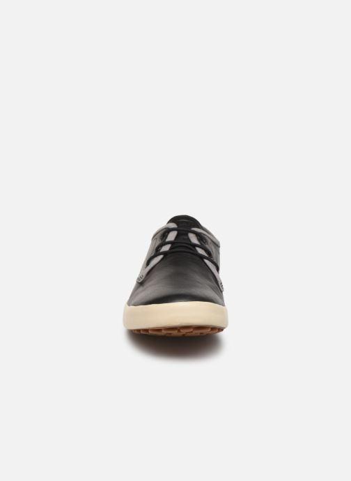 Baskets Camper Pursuit K100008 Marron vue portées chaussures
