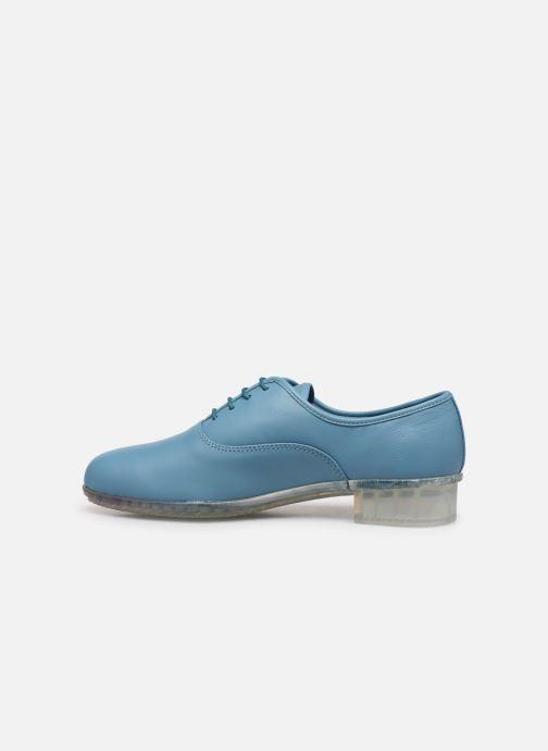 Chaussures à lacets Camper Casi Jazz K200667 Bleu vue face