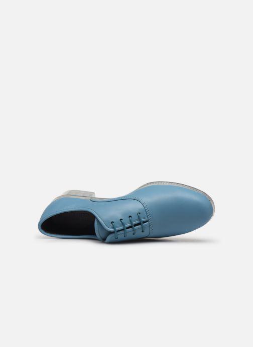 Chaussures à lacets Camper Casi Jazz K200667 Bleu vue gauche