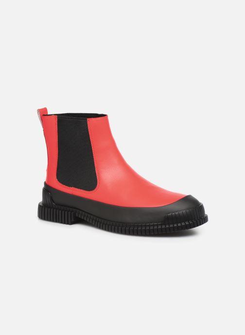 Bottines et boots Camper Pix K300252 Rose vue détail/paire