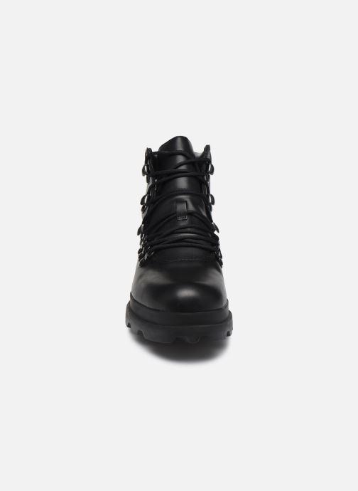 Bottines et boots Camper Mil K400146 Noir vue portées chaussures