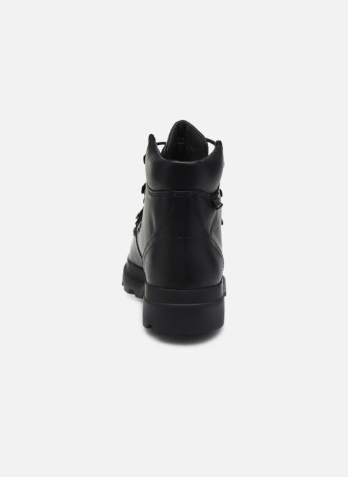 Bottines et boots Camper Mil K400146 Noir vue droite