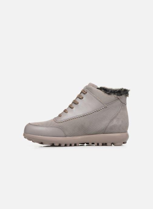 Sneakers Camper Pelotas Step K400220 Grigio immagine frontale