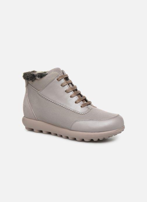Sneakers Camper Pelotas Step K400220 Grå detaljeret billede af skoene