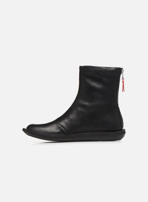Bottines et boots Camper Beetle K400240 Noir vue face