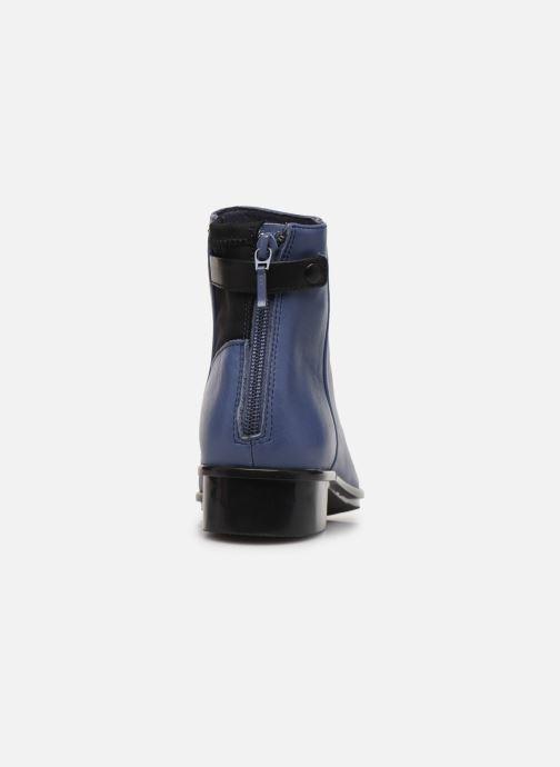 Stivaletti e tronchetti Camper Casi Jazz K400269 Azzurro immagine destra