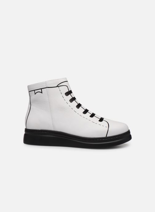 Ankle boots Camper Twins K400276 White back view