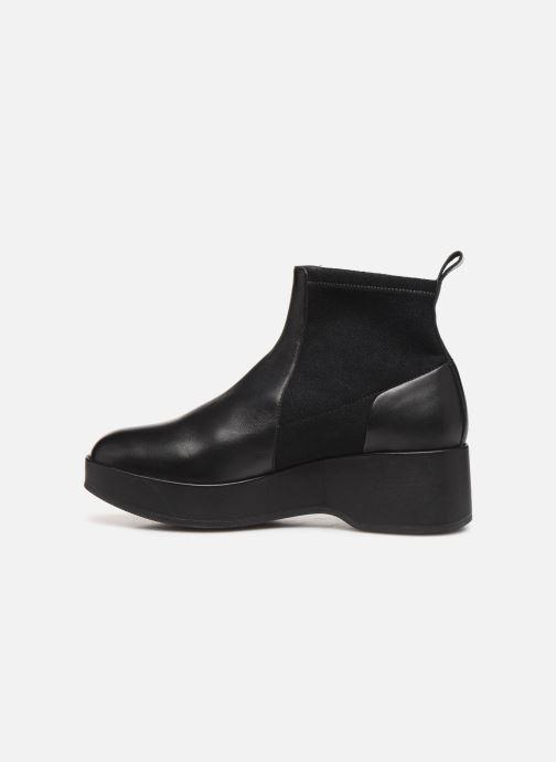 Bottines et boots Camper Sisea K400329 Violet vue face