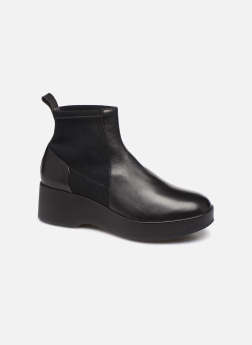 Bottines et boots Camper Sisea K400329 Violet vue détail/paire