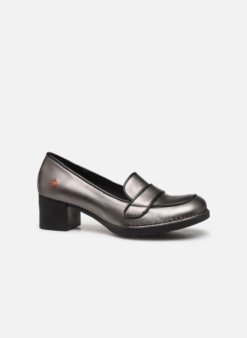 Loafers Art BRISTOL 0076 S Silver back view
