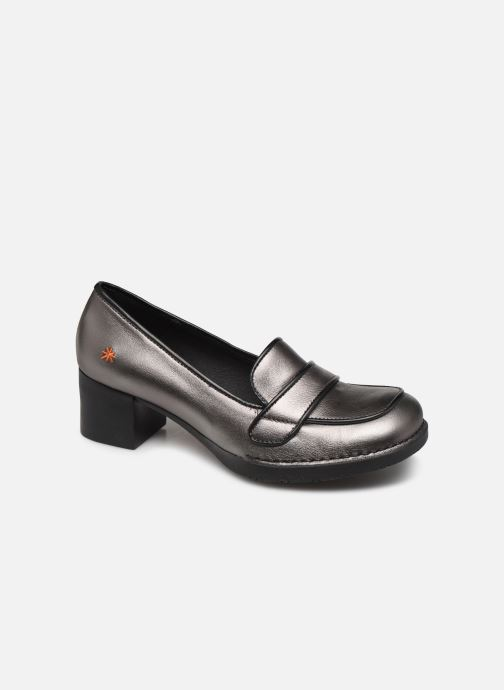 Loafers Art BRISTOL 0076 S Silver detailed view/ Pair view