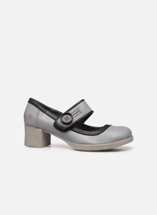 Zapatos de tacón Art Bristol 0089 Gris vistra trasera