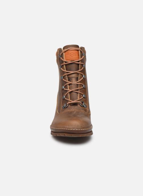 Boots en enkellaarsjes Art Oslo 0542 Bruin model
