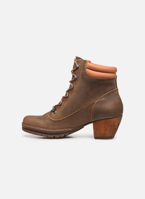 Boots en enkellaarsjes Art Oslo 0542 Bruin voorkant