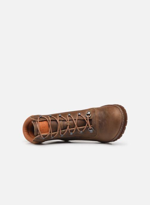 Bottines et boots Art Oslo 0542 Marron vue gauche